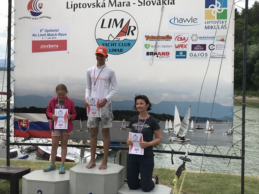 AXENTA 6th Optimist No Limit Match Race
