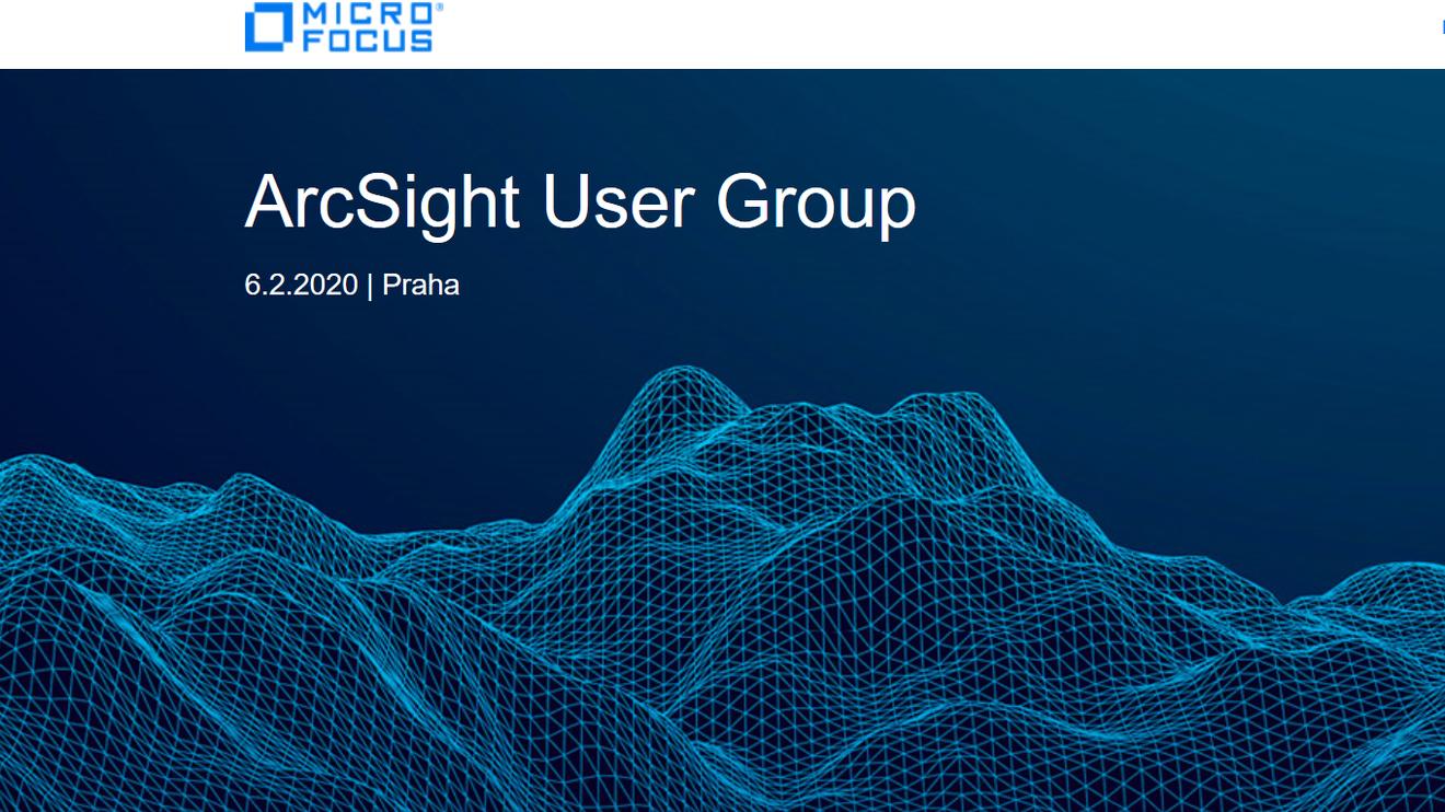ArcSight User Group